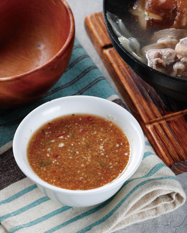 食譜:橙醋雪泥醬