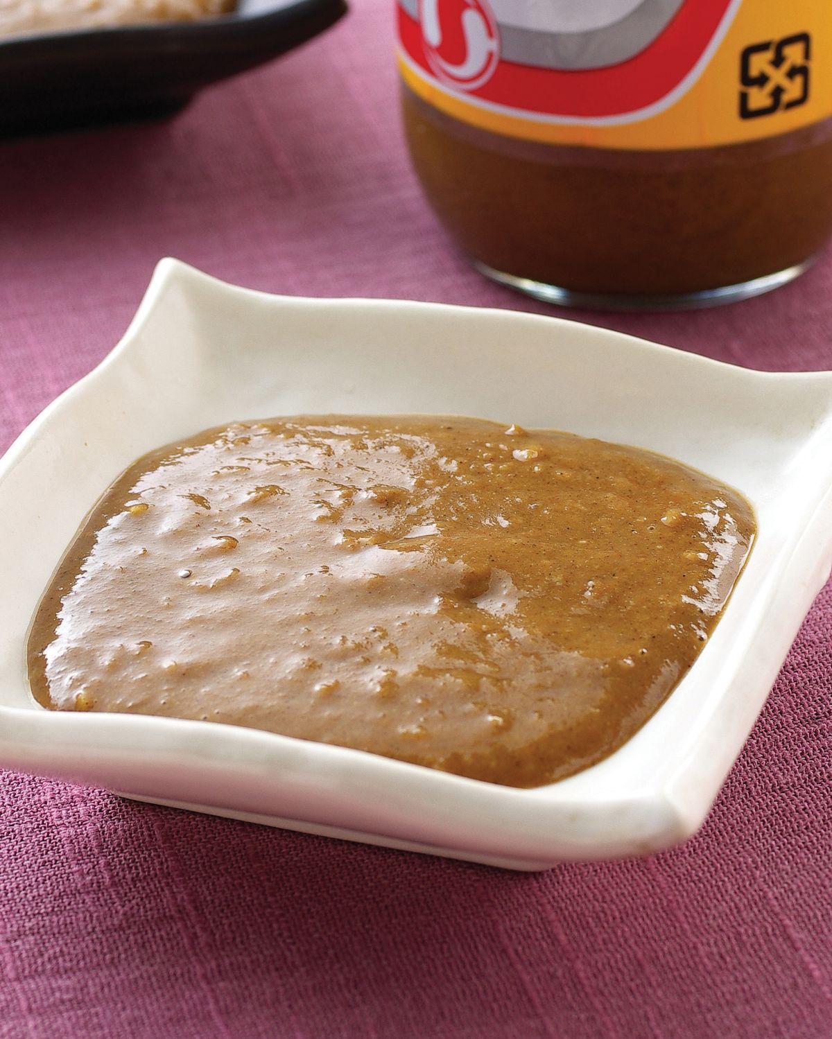 食譜:芝麻腐乳醬