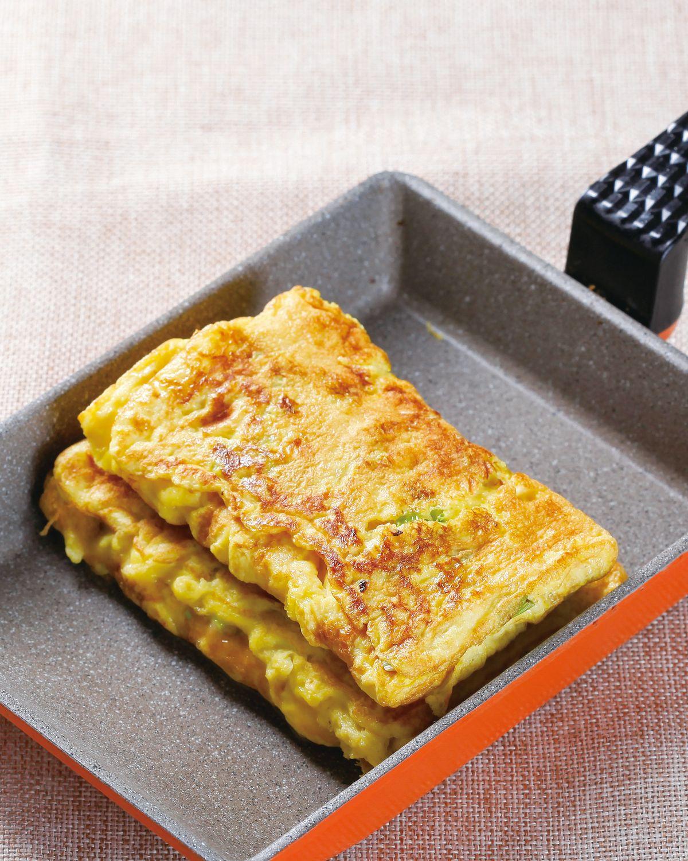 食譜:菜脯蛋(9)