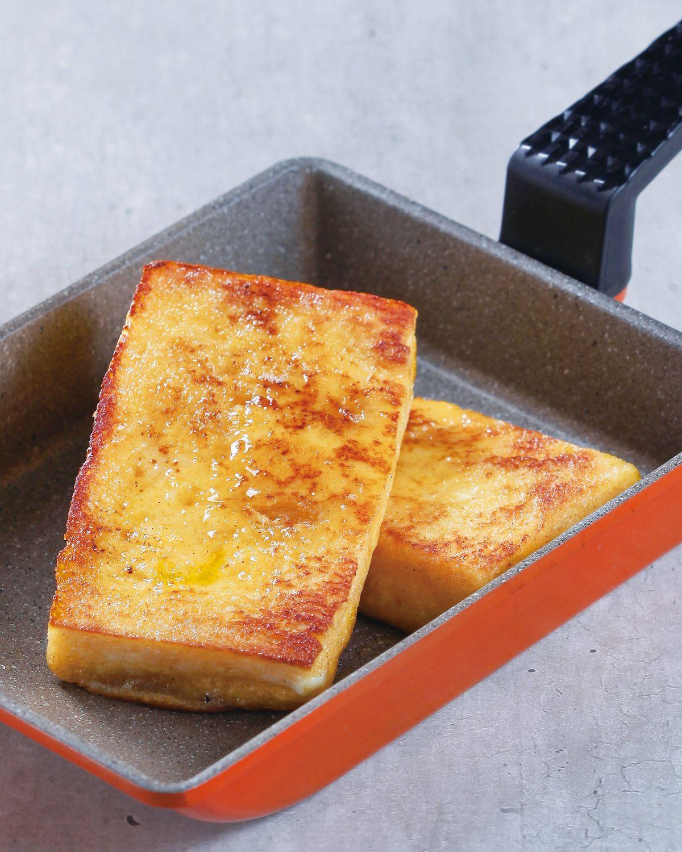 食譜:法式吐司磚
