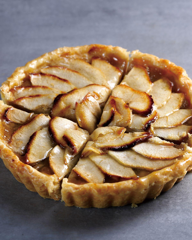 食譜:法式蘋果花塔