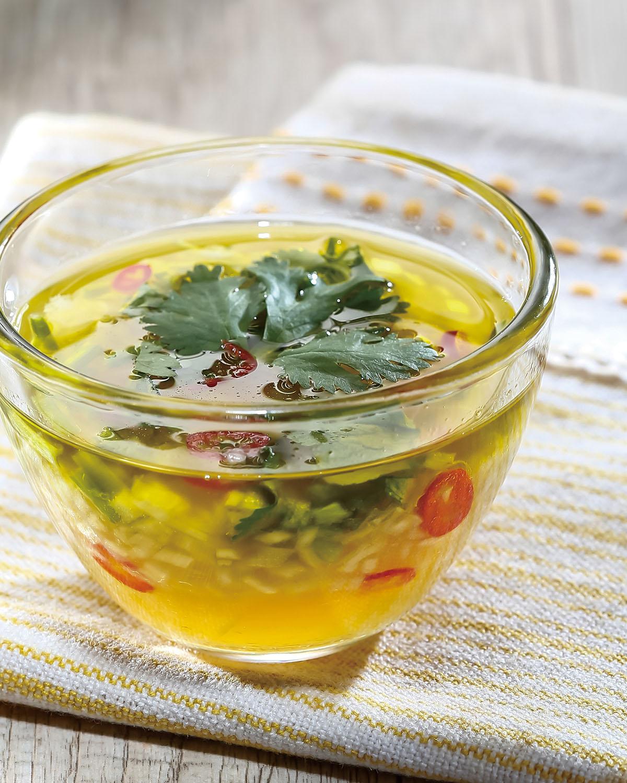 食譜:南洋風魚露油醋醬