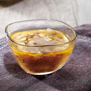 蜂蜜堅果油醋醬