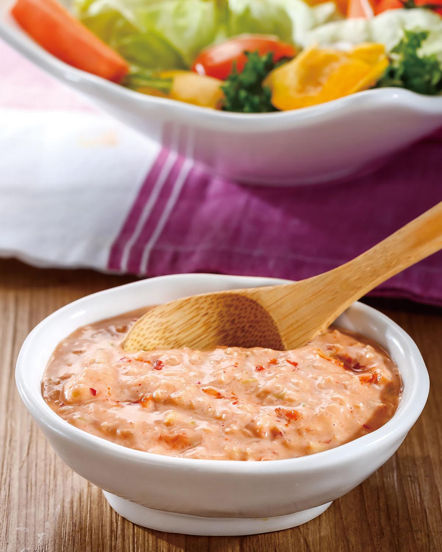 食譜:美奶泡菜醬