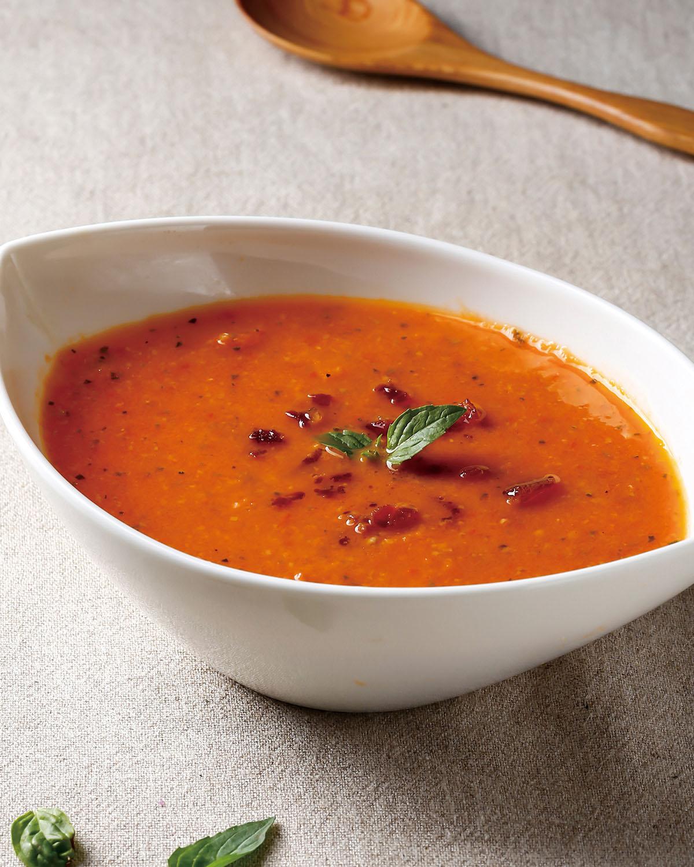 食譜:番茄白菜濃湯