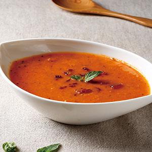 番茄白菜濃湯