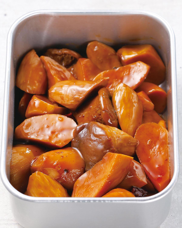 食譜:滷杏飽菇