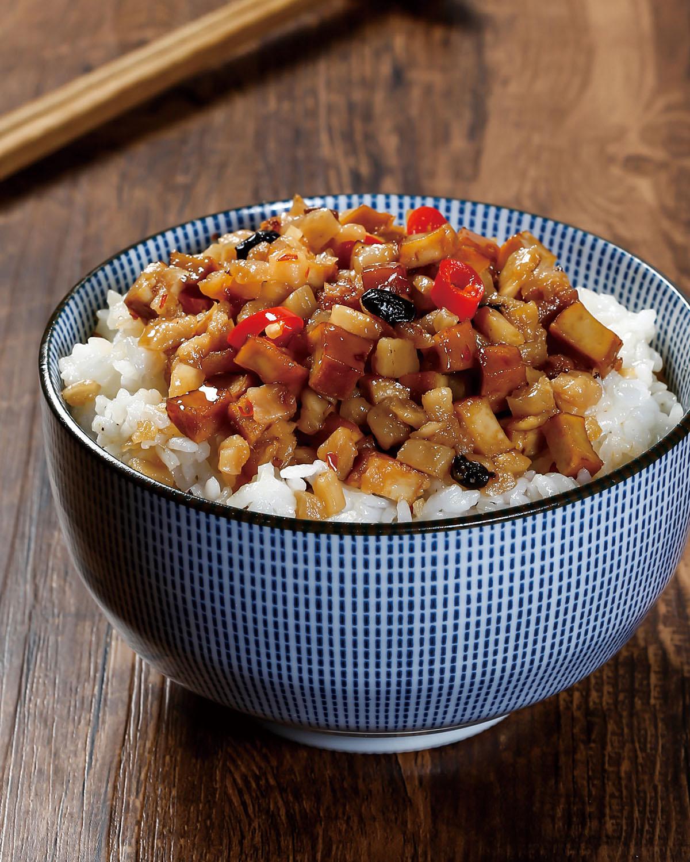 食譜:辣蘿蔔豆干醬
