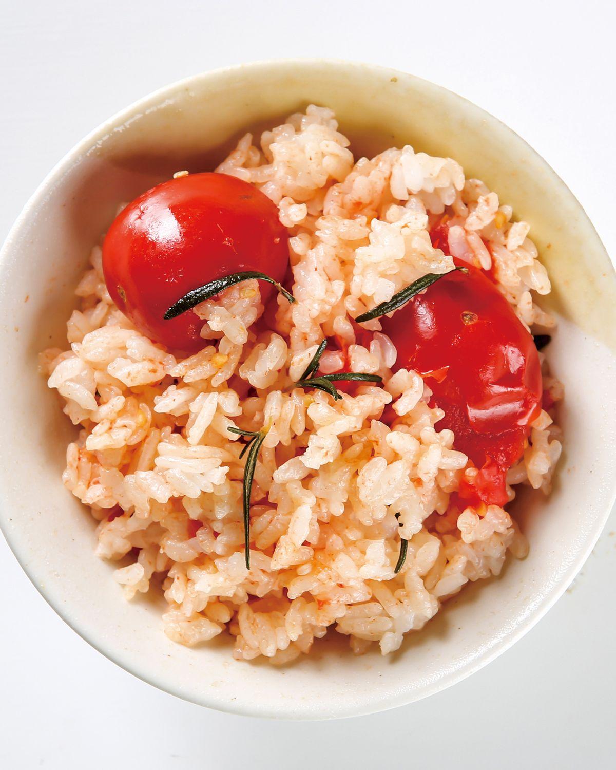 食譜:番茄炊飯