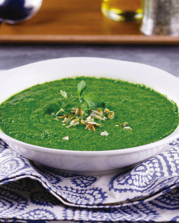 食譜:春蔬濃湯