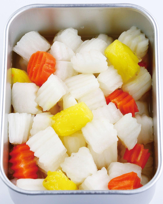 食譜:果香自蘿蔔