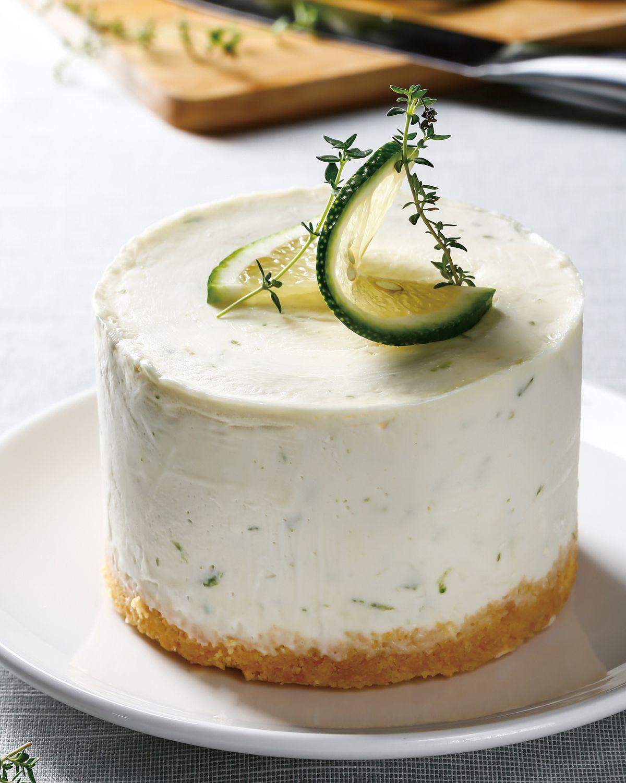 食譜:原味檸檬生乳酪