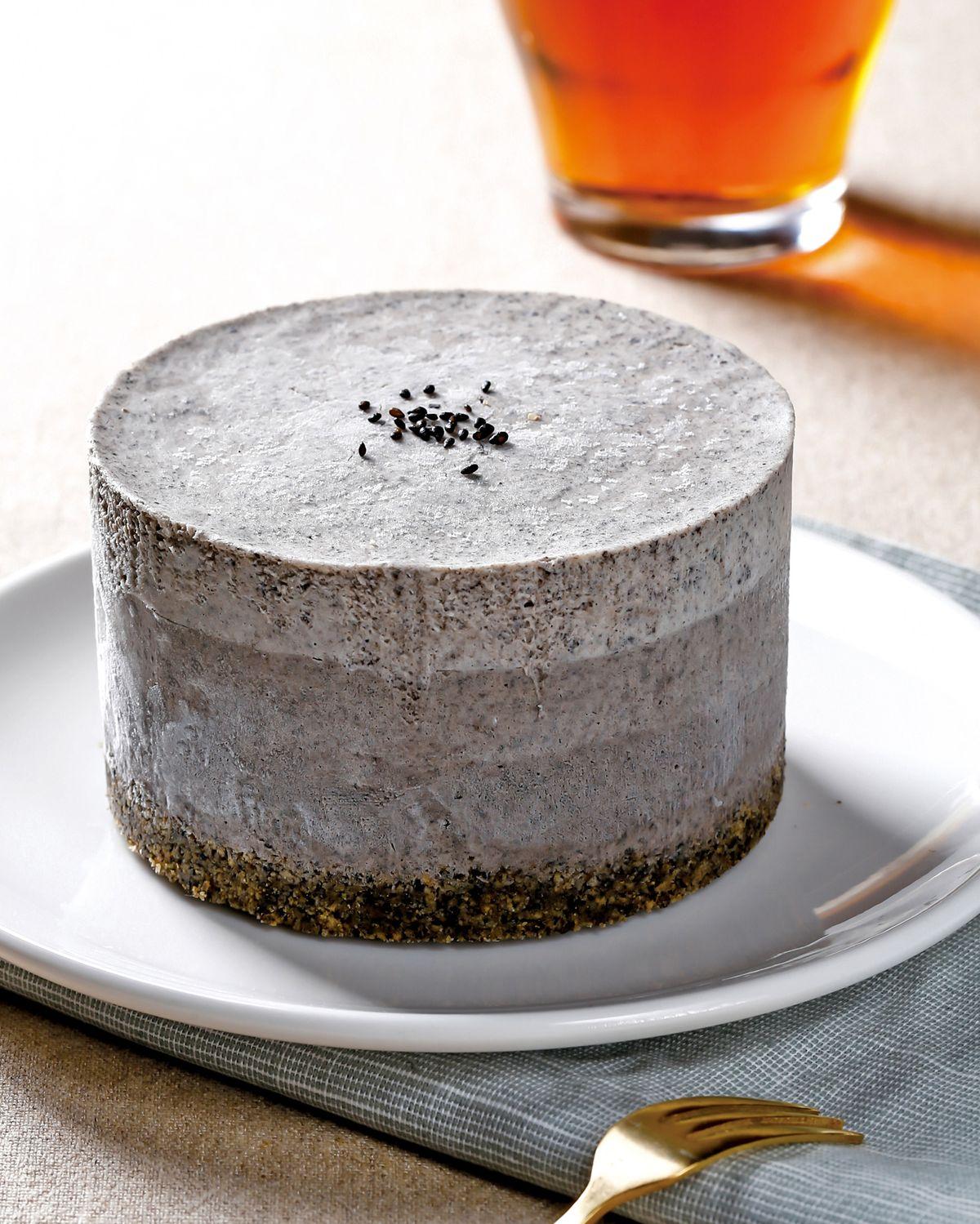 食譜:香濃芝麻生乳酪