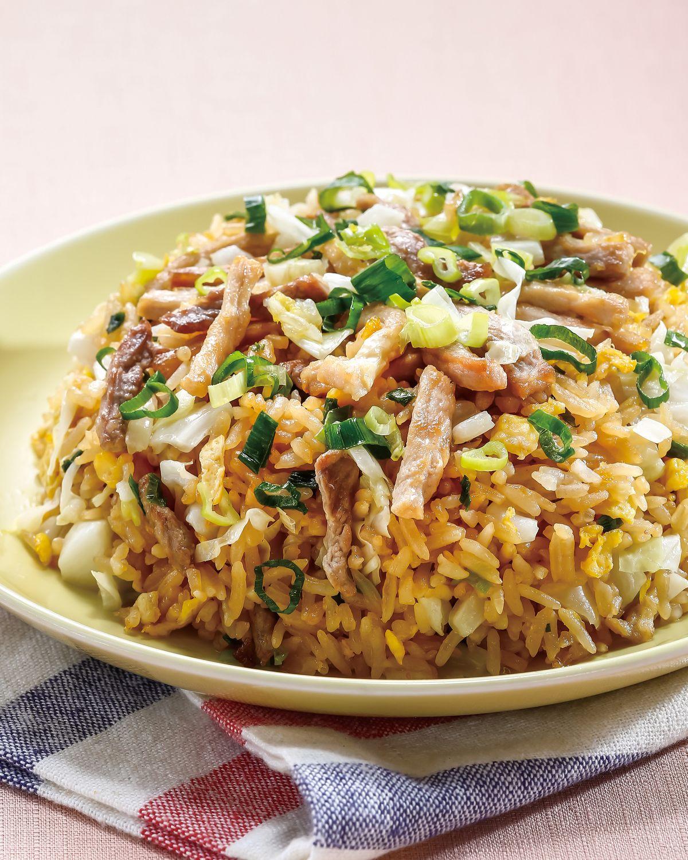 食譜:台式醬油炒飯