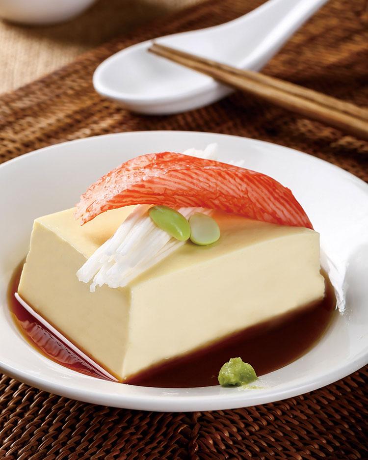 食譜:雞蛋豆腐(2)