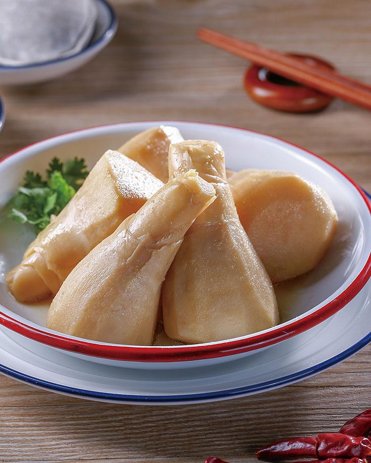 食譜:蠔油滷鮮筍