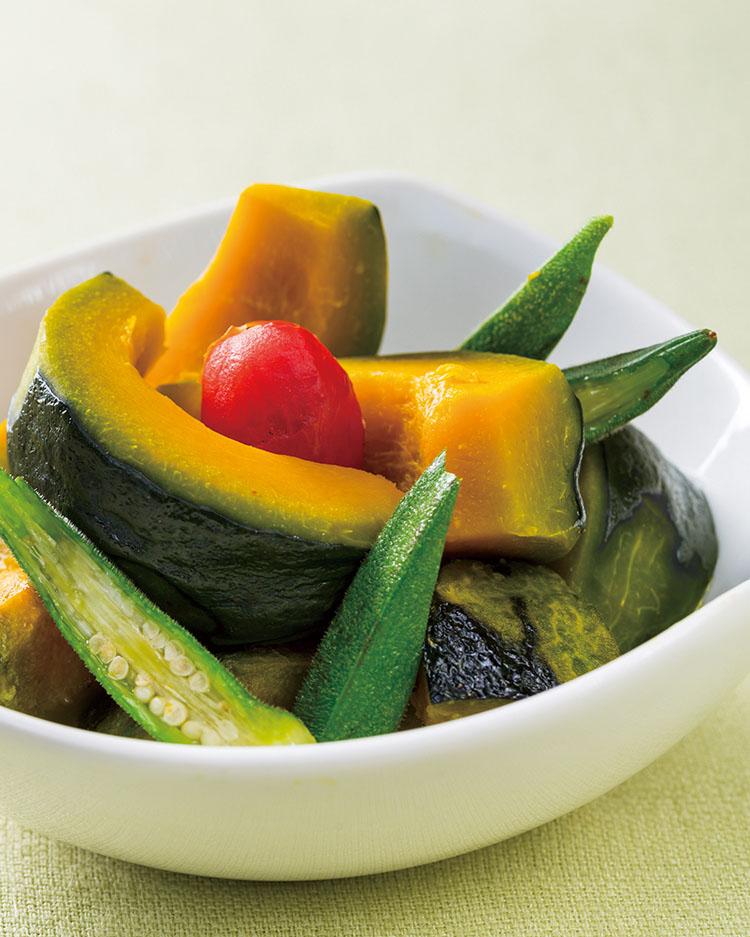 食譜:南瓜輕煮