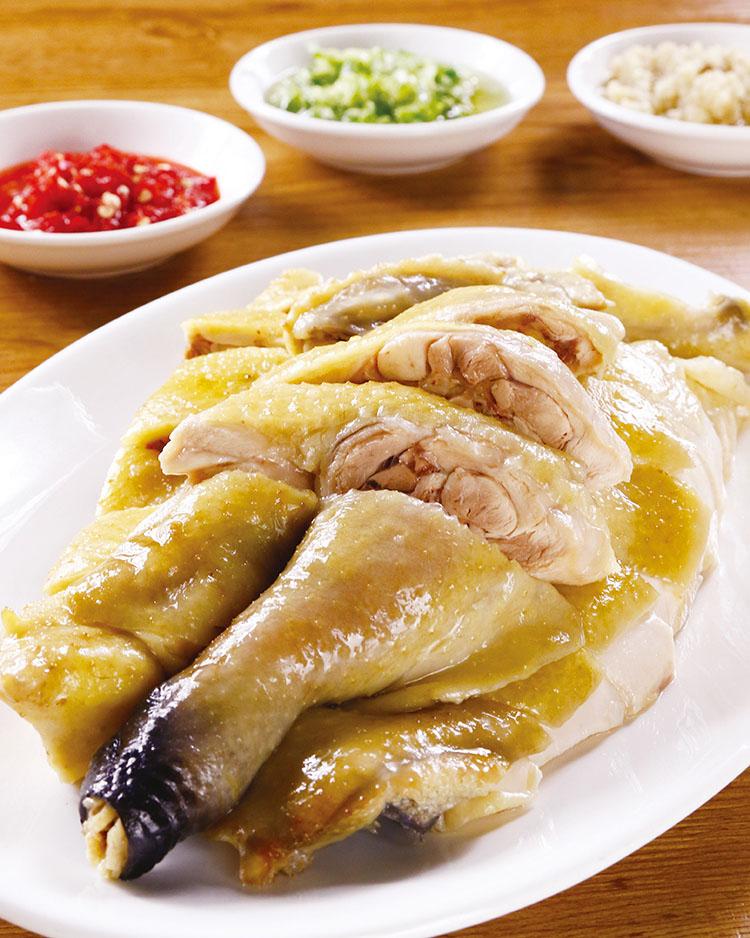 食譜:白斬雞(4)