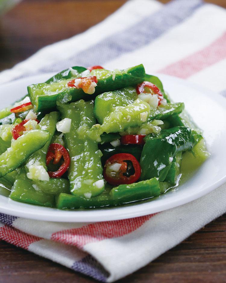 食譜:醃小黃瓜(3)