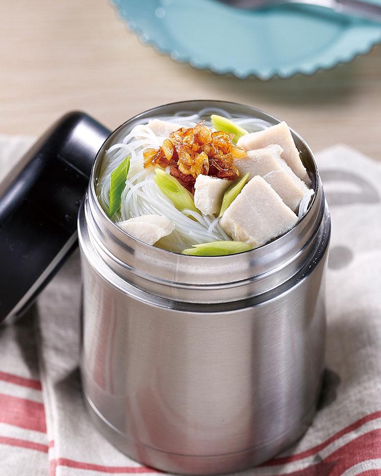 食譜:旗魚米粉湯(3)