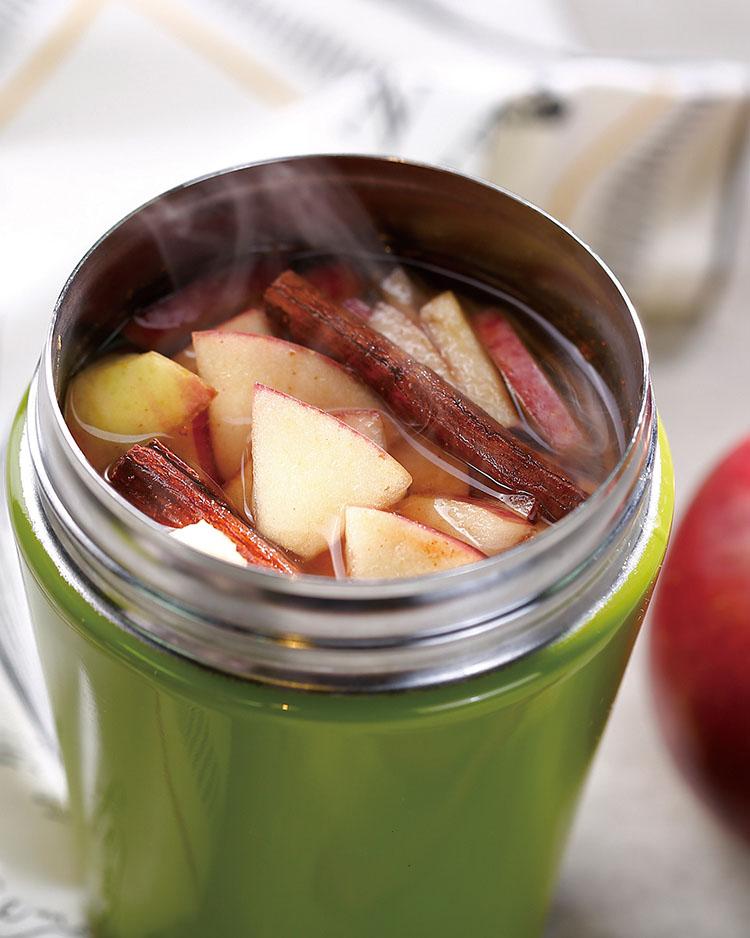 食譜:蘋果肉桂甜湯