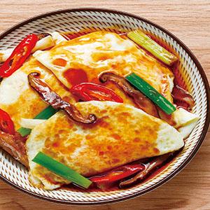 醬燒荷包蛋(1)