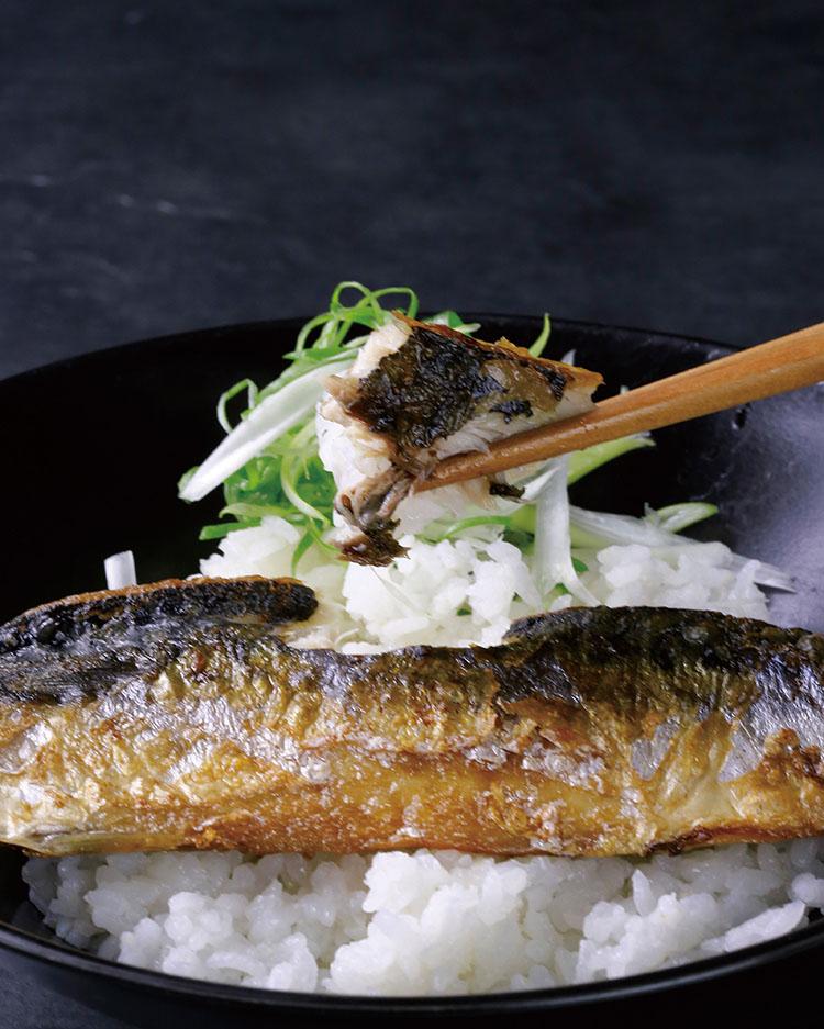 食譜:鯖魚丼
