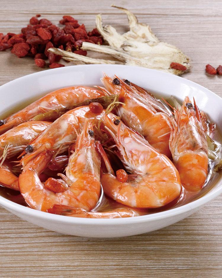 食譜:醉蝦(6)