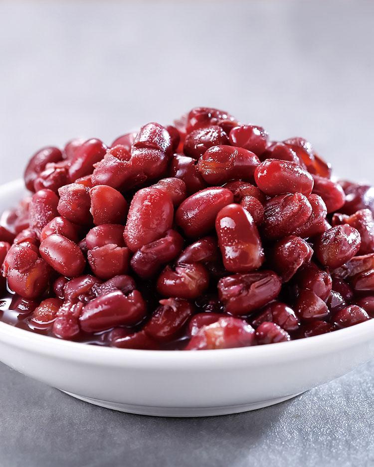 食譜:蜜紅豆(8)