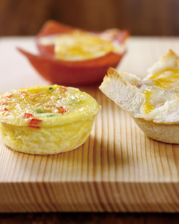 食譜:早餐烤蛋