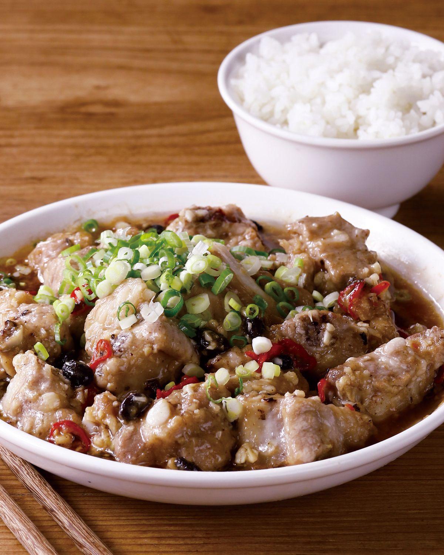 食譜:豆豉排骨(5)
