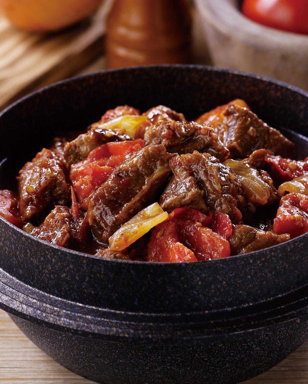 食譜:番茄燉牛肉