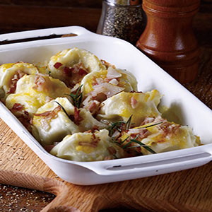 焗烤餃子(1)