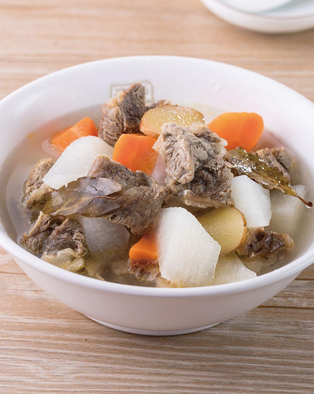 食譜:清燉牛肉(1)