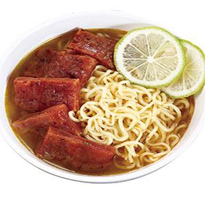 牛肉乾湯麵