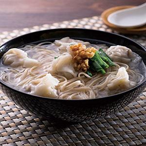 鮮肉餛純米豆簽