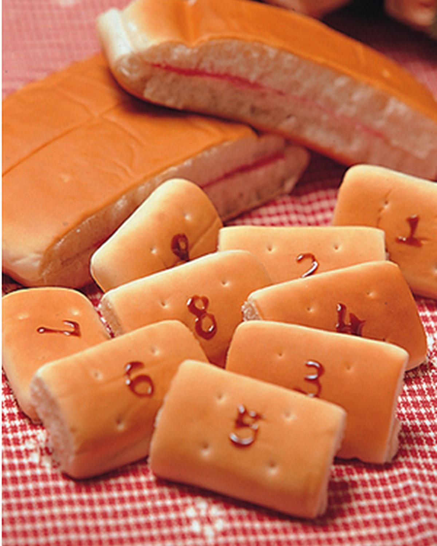 食譜:蘋果麵包