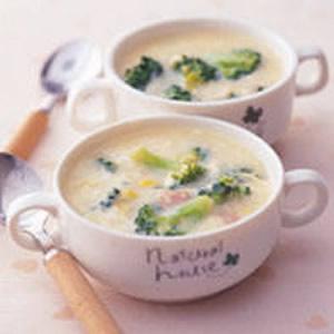花椰奶油濃湯
