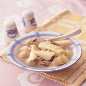 桂竹排骨湯