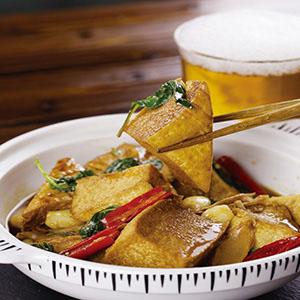 三杯豆腐(3)