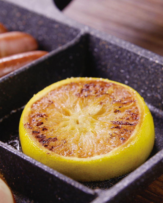食譜:糖煎葡萄柚