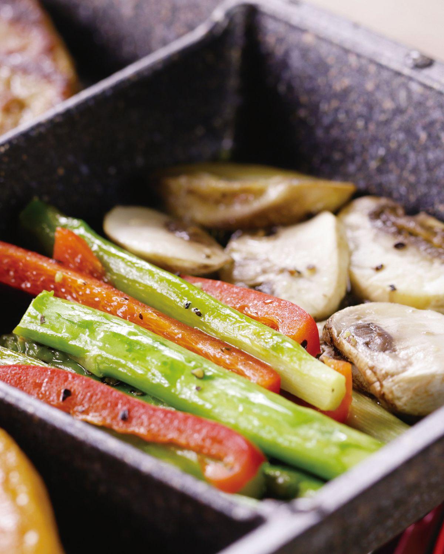 食譜:炒蔬菜