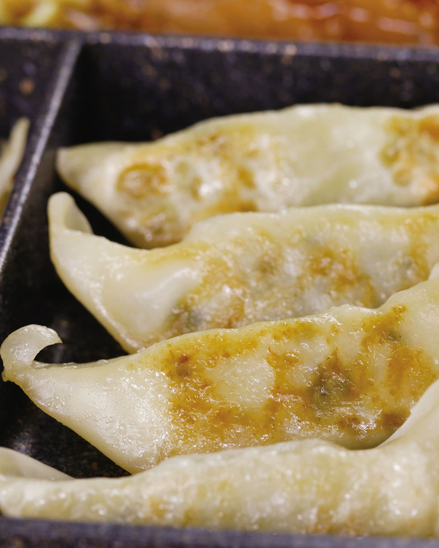 食譜:煎餃(1)
