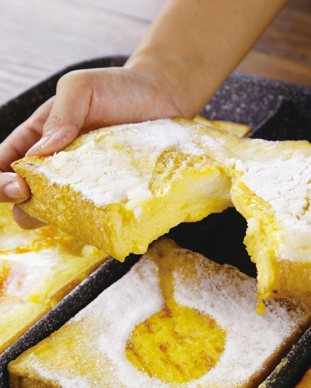 食譜:甜味法式吐司