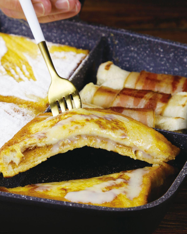 食譜:港式西多士