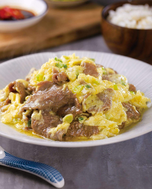 食譜:滑蛋牛肉(1)