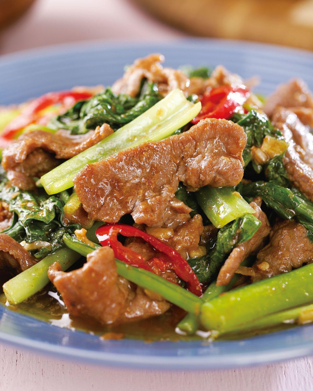 食譜:沙茶牛肉(9)