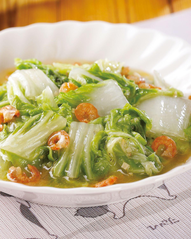食譜:開陽白菜(19)