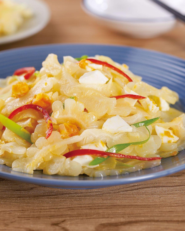 食譜:鹹蛋苦瓜(14)