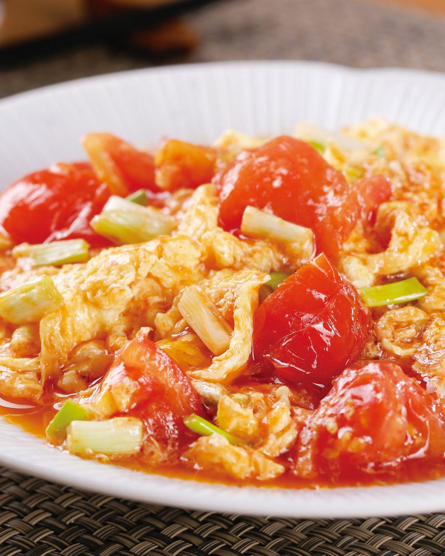 食譜:番茄炒蛋(4)